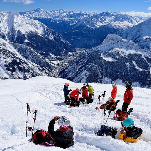 Ski Touring Aosta valley
