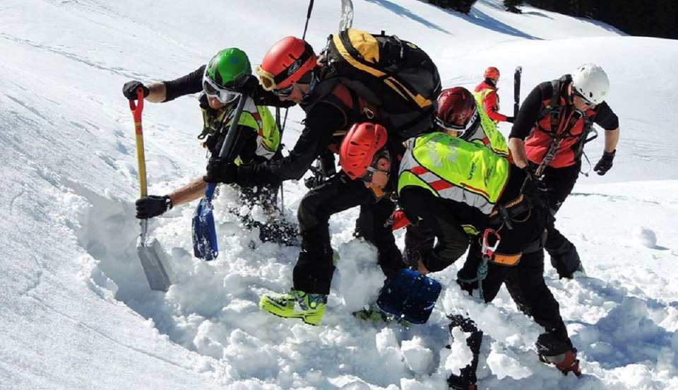 SAR-alps-italy-avalanche